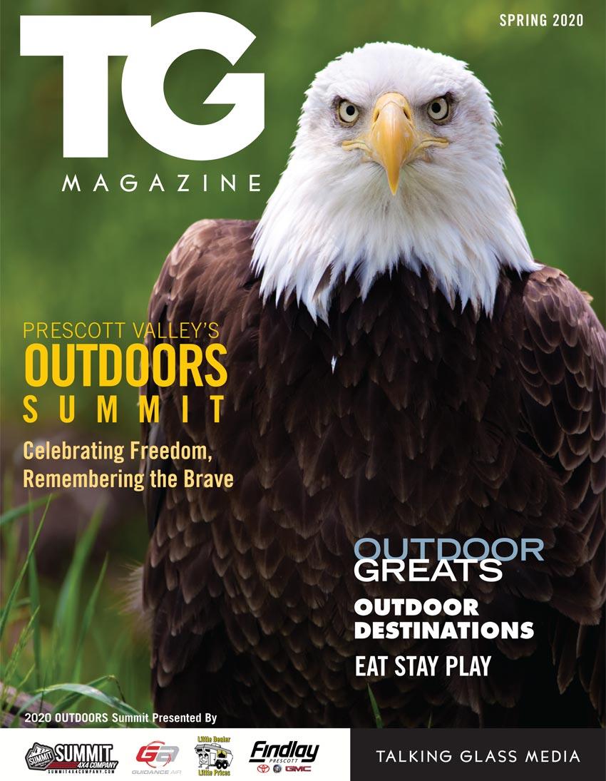 Talking Glass Magazine - Spring 2020 Edition