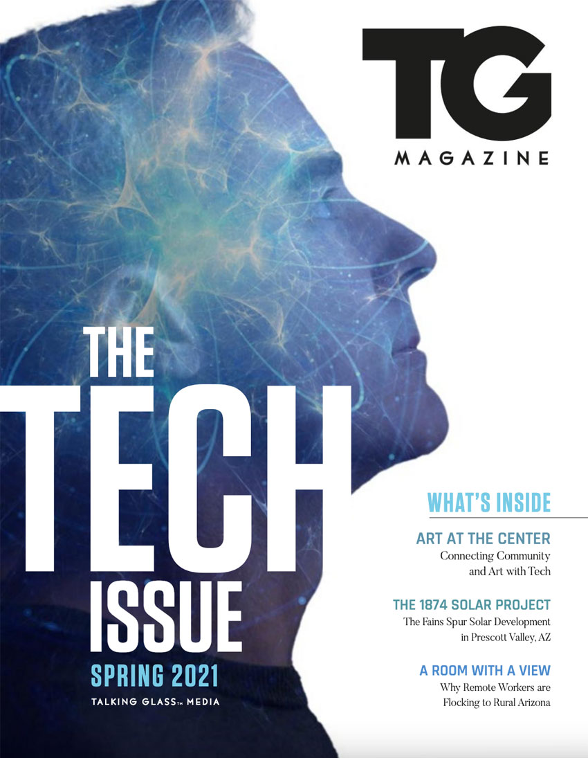 Talking Glass Magazine - Spring 2021 Edition