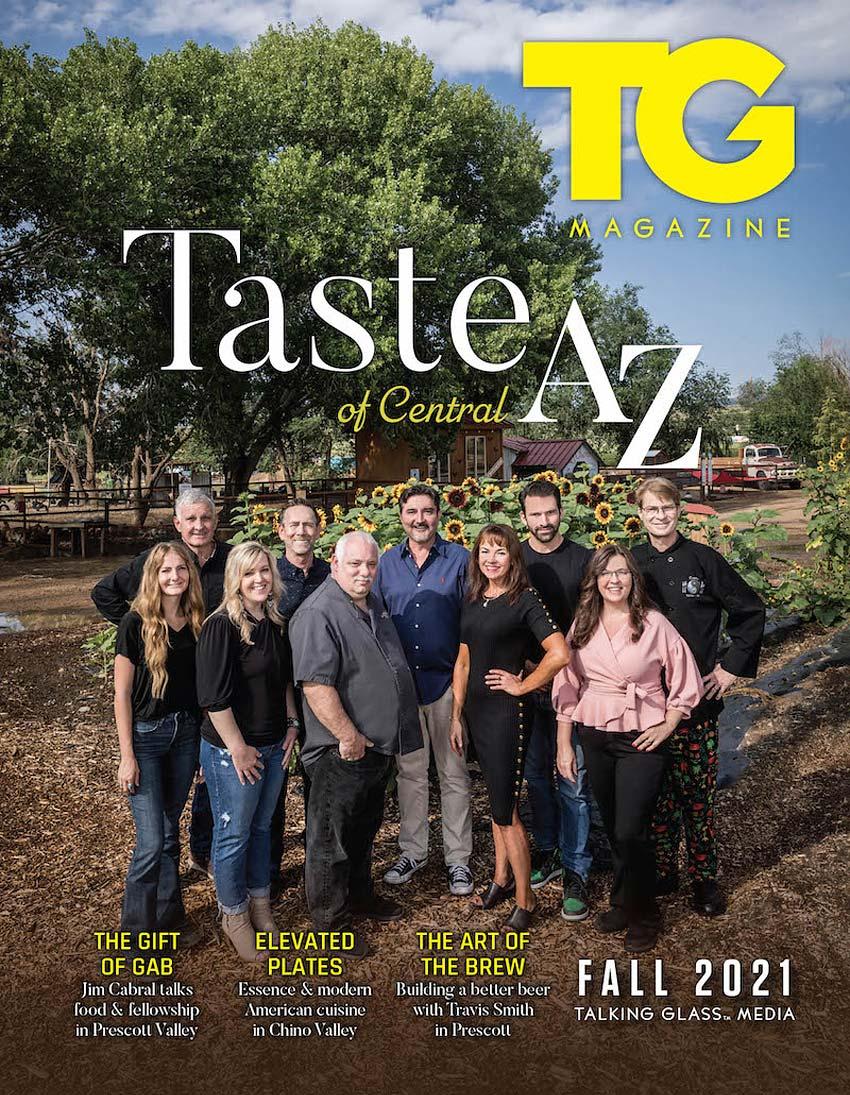 Talking Glass Magazine - Fall 2021 Edition